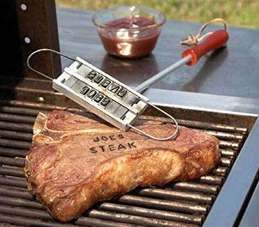 steak branding iron